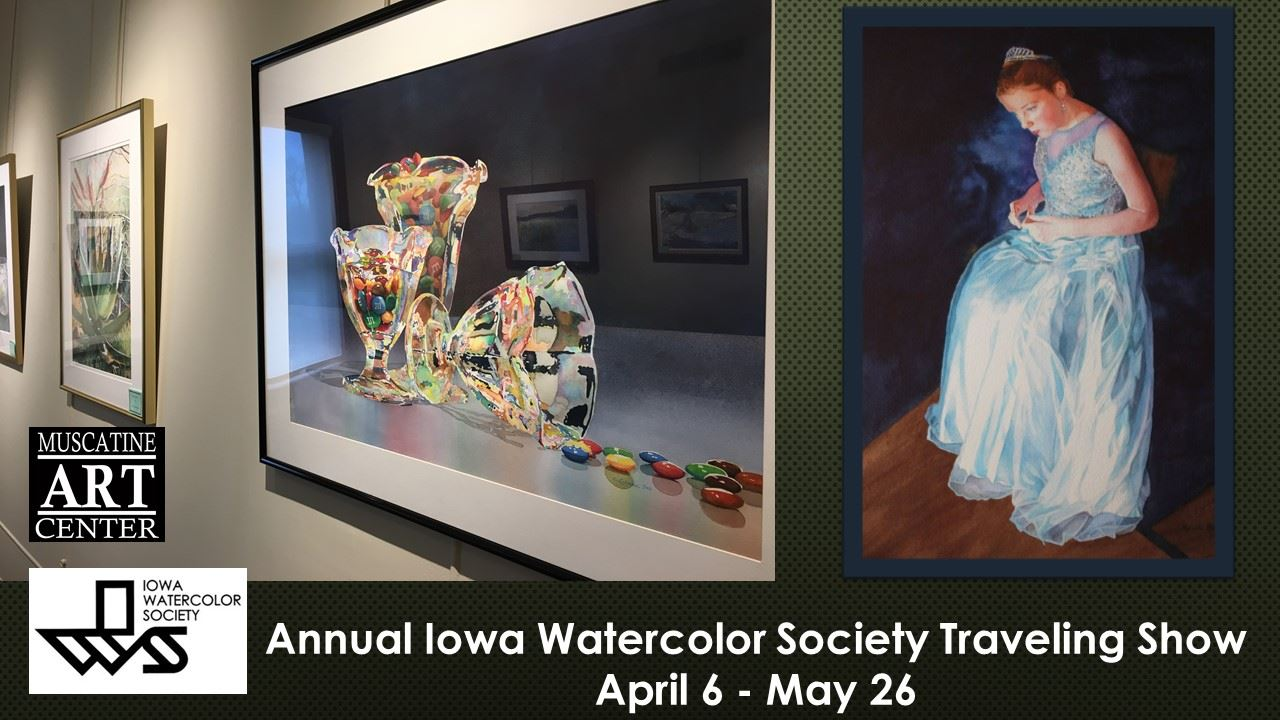 Iowa Watercolor Society 2019 2