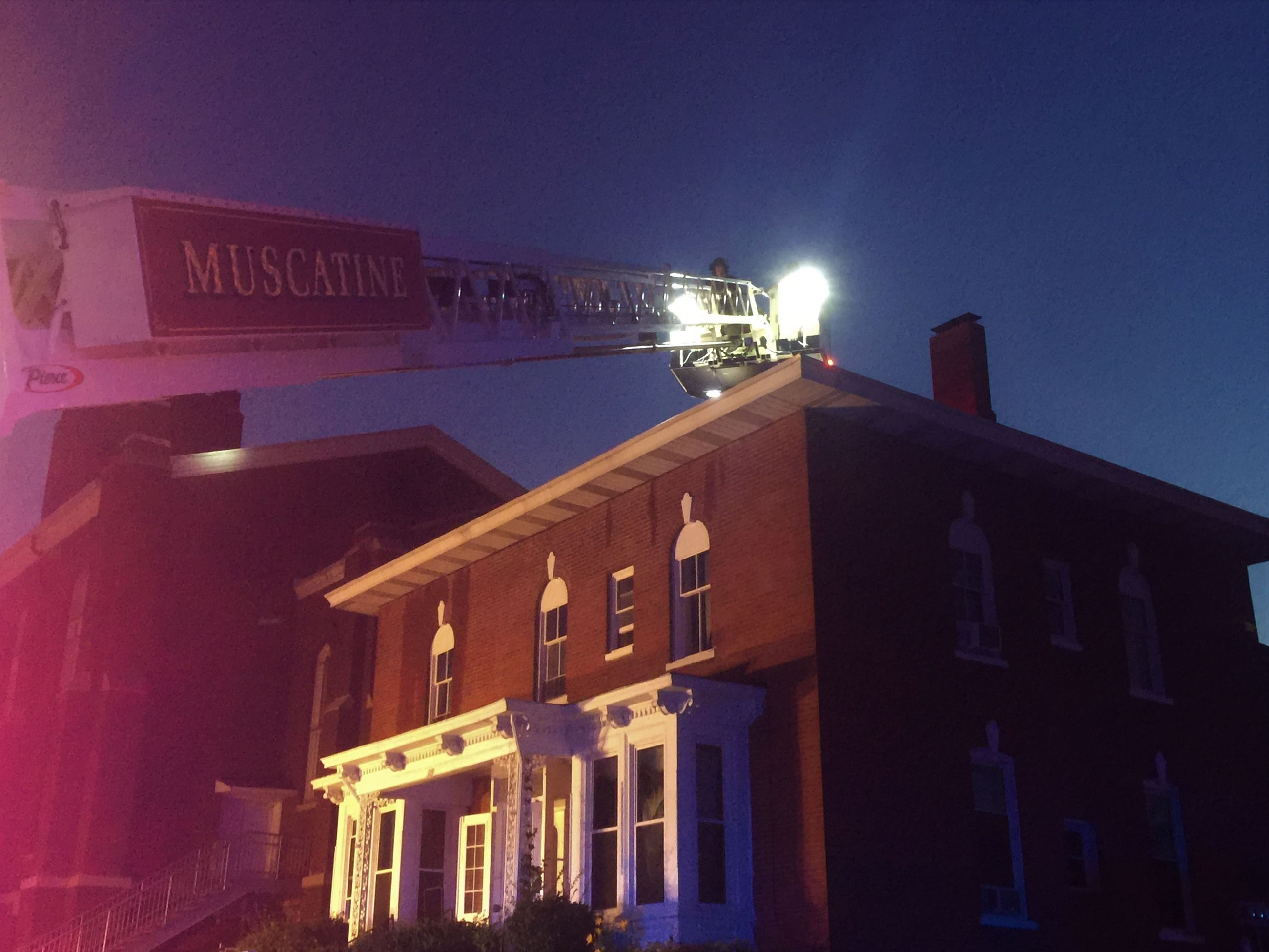 Apartment Fire on July 18, 2019 (JPG)