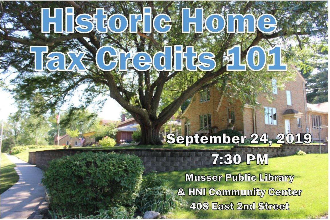 Historic Home Tax Credit 101 for 2019 (JPG)