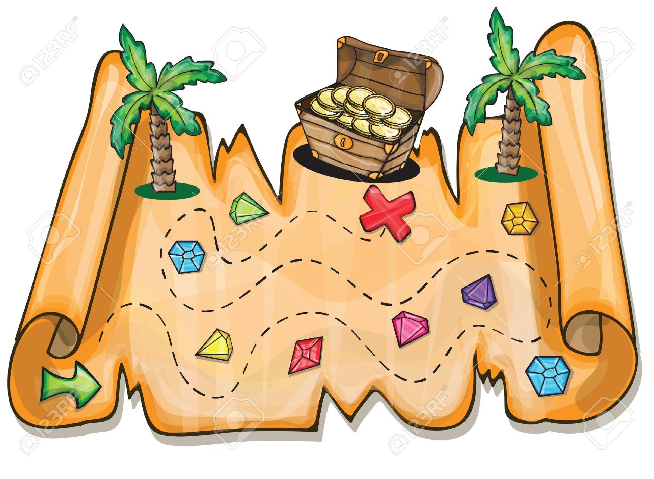 Pirate Treasure Hunt (JPG)