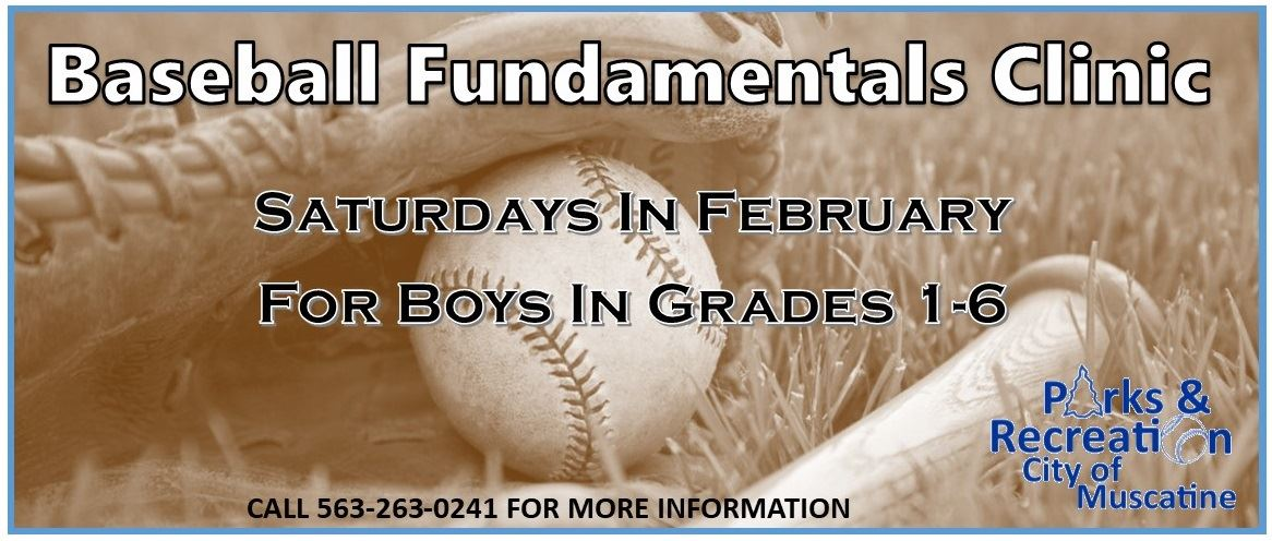 Baseball Fundamentals Clinic Promo 1 (JPG)