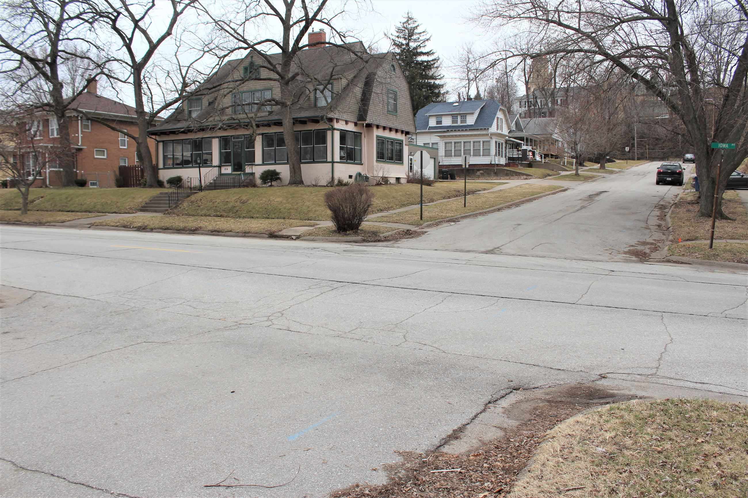 031120 West Hill Phase 4C Iowa and 9th interesection before (JPG)