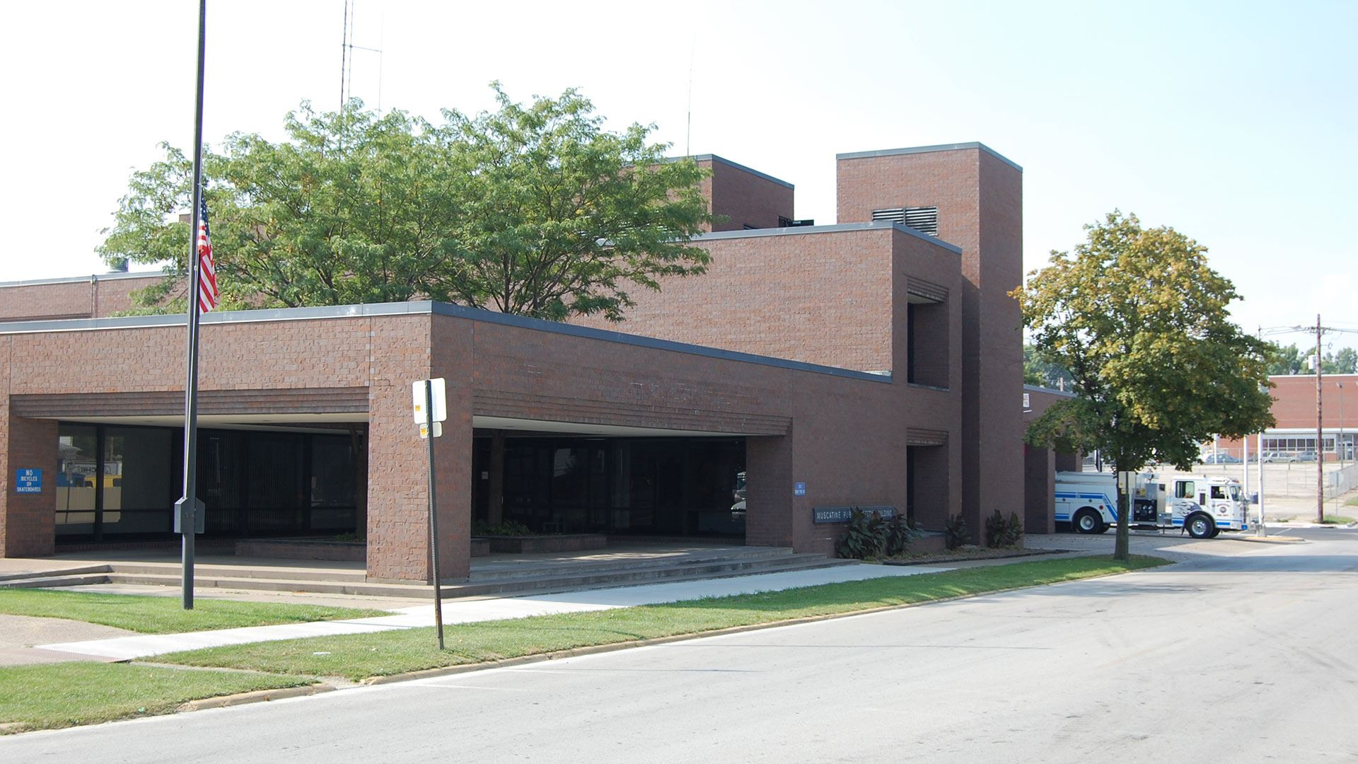 Muscatine Public Safety Building (JPG)