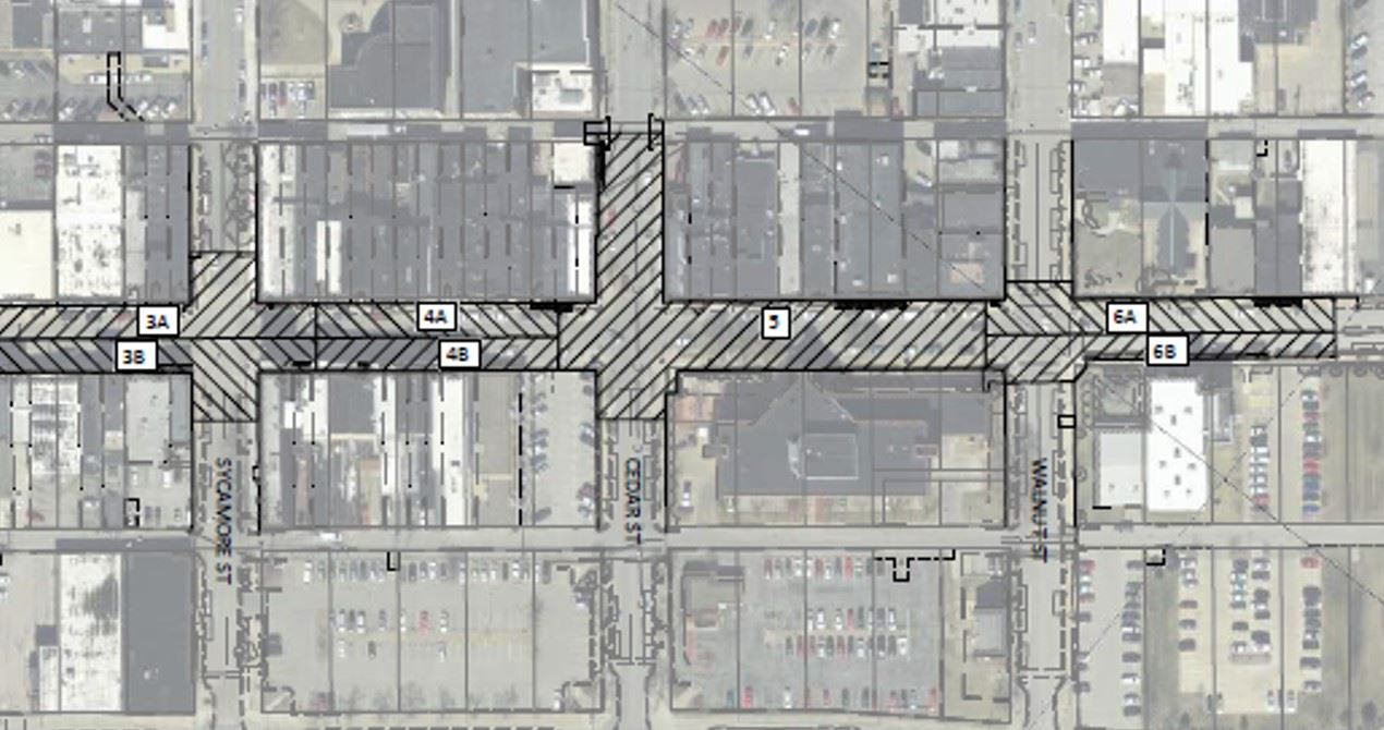 04-08-20 Map showing Stage 5 of Street-Scape Project (JPG)