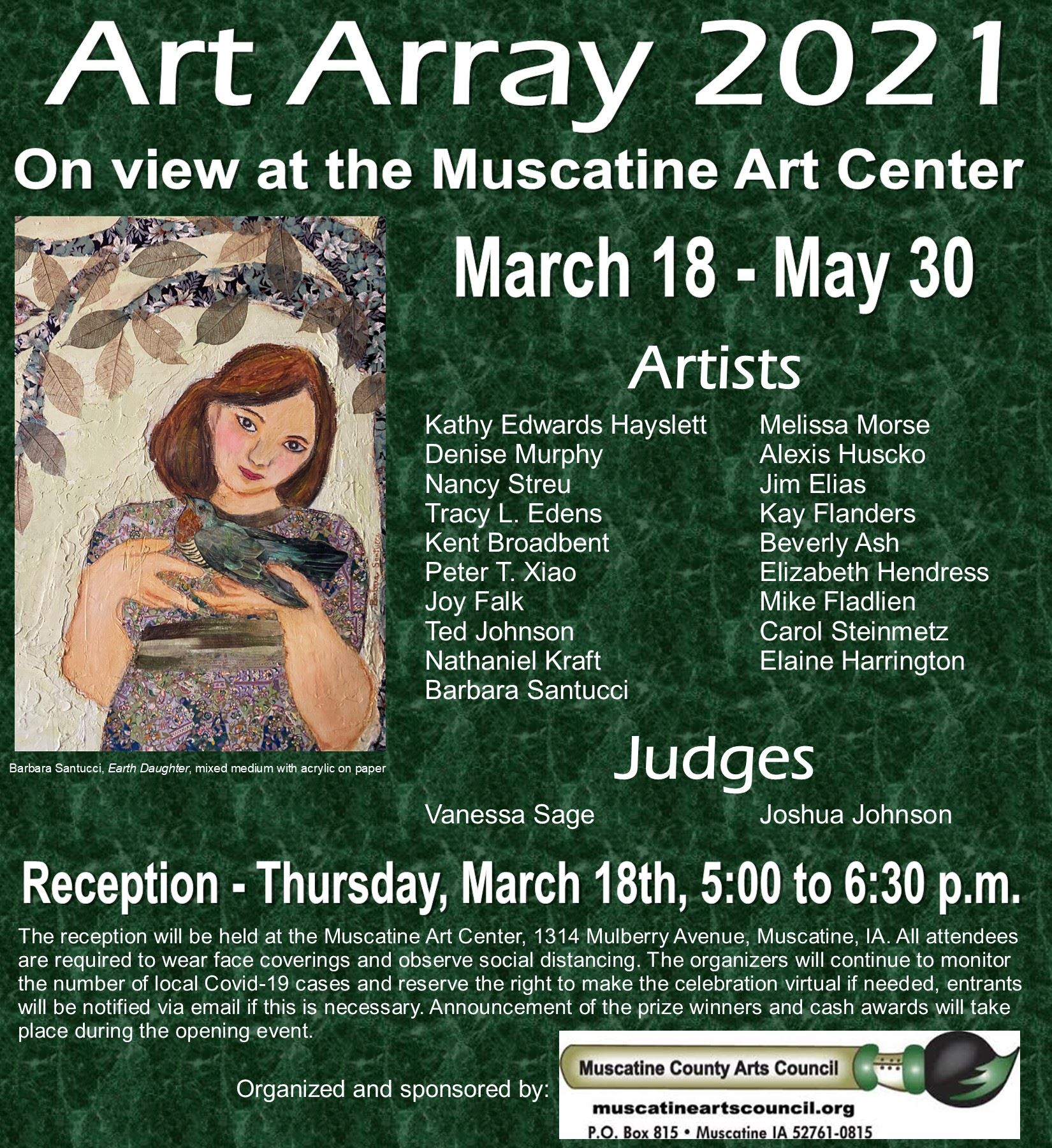 Art Array 2021 Reception