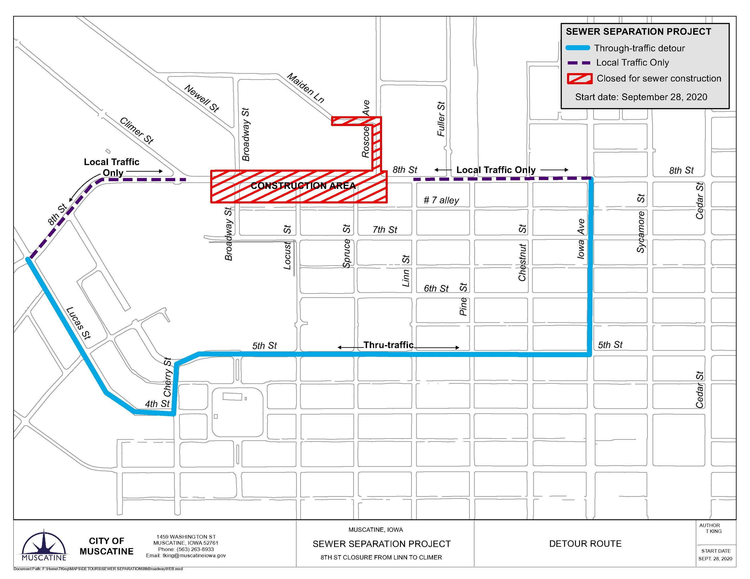 Revised West Hill SSSP Phase 4C Detour (JPG)